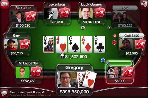 gambling fan